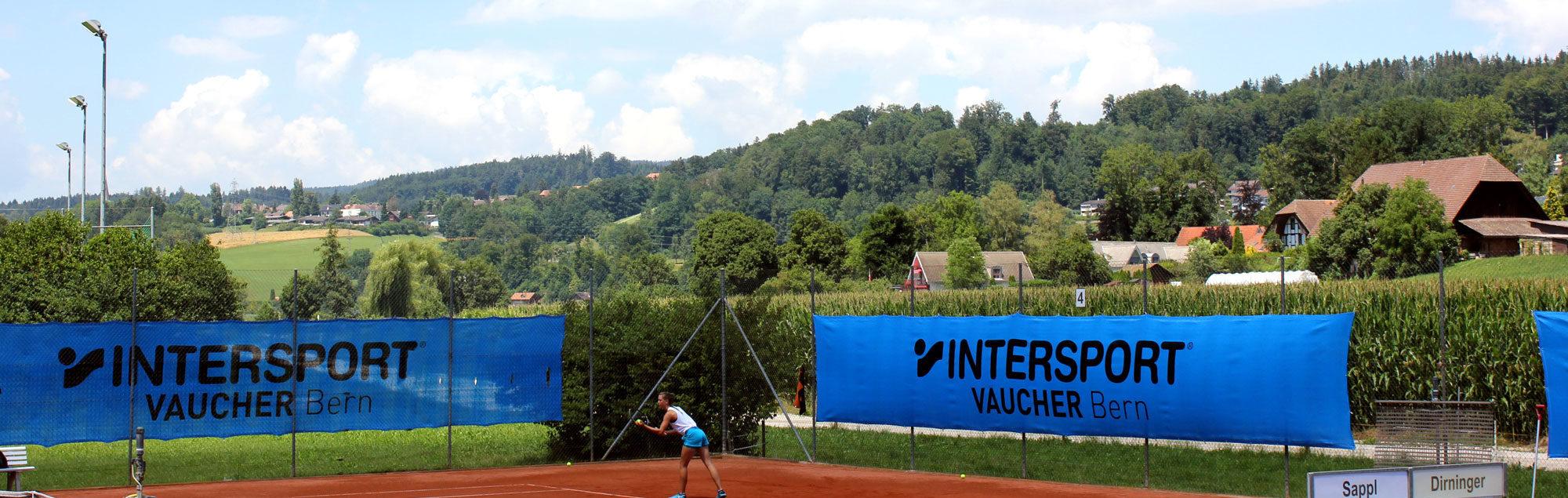 Wohlensee-Cup, Tennis Turnier Bern